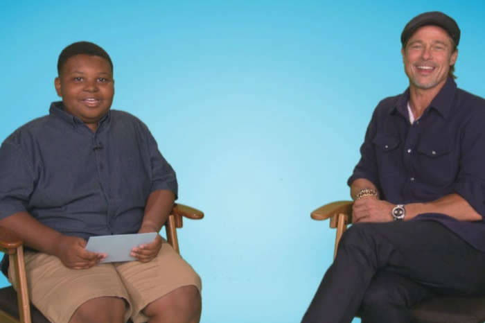 Brad Pitt Chats With Kid Reporter Jaden Jefferson In His Most Charming Interview To Date