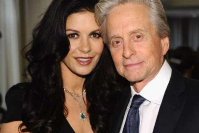 Michael Douglas Dishes Secret To Happy Marriage With Catherine Zeta-Jones