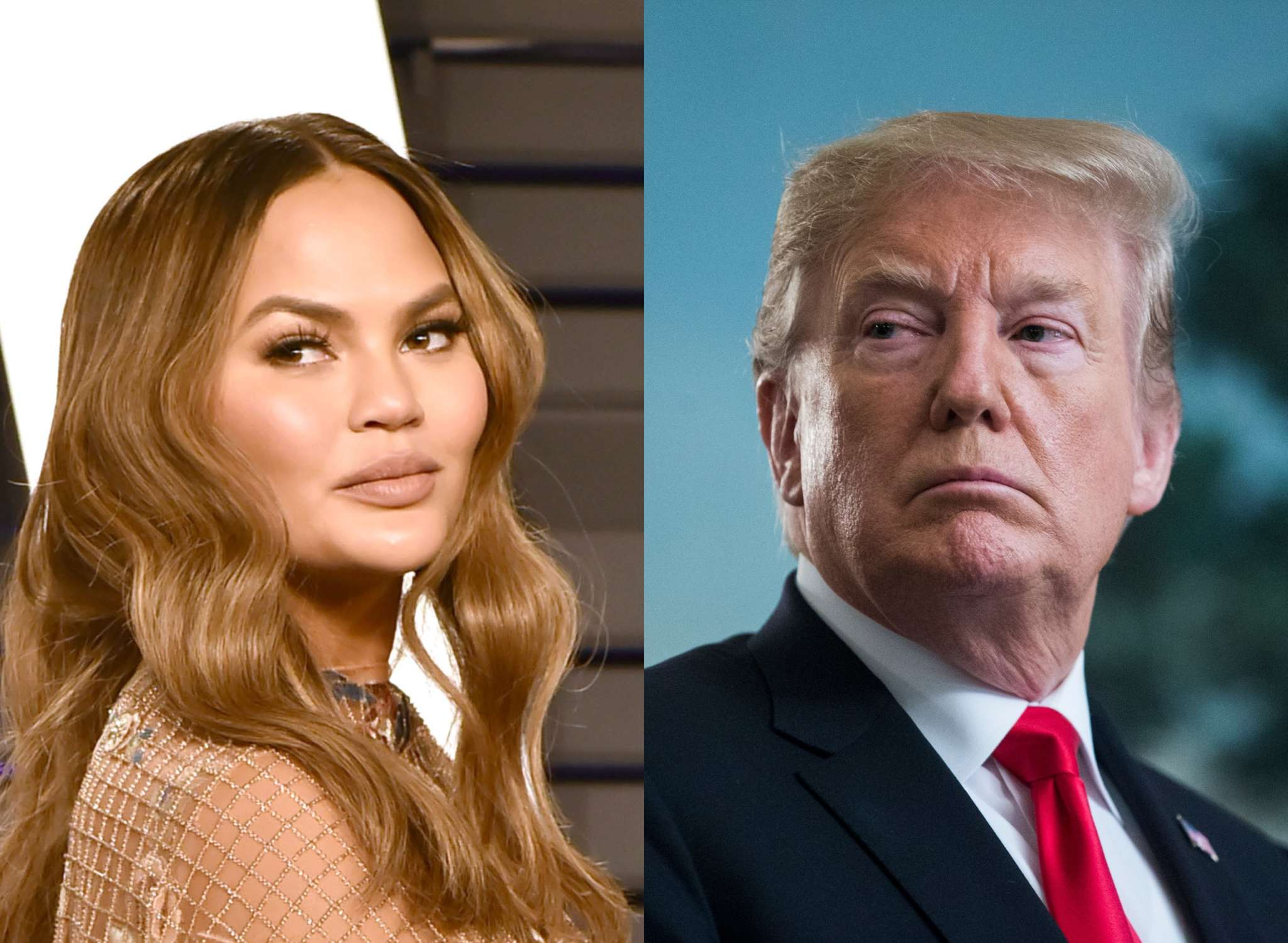 """chrissy-teigen-disses-donald-trump-even-more-says-she-doesnt-care-the-president-dislikes-her"""