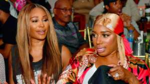 NeNe Leakes And Her Nemesis Cynthia Bailey Attend RHOA Co-Star Eva Marcille's Baby Shower Together Despite Their Bad Blood - Details!