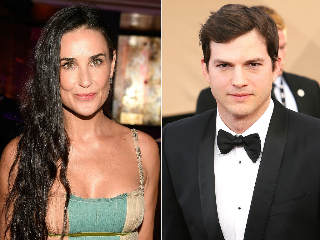Demi Moore Blames Mom For Alleged Teenage Rape Occurrence