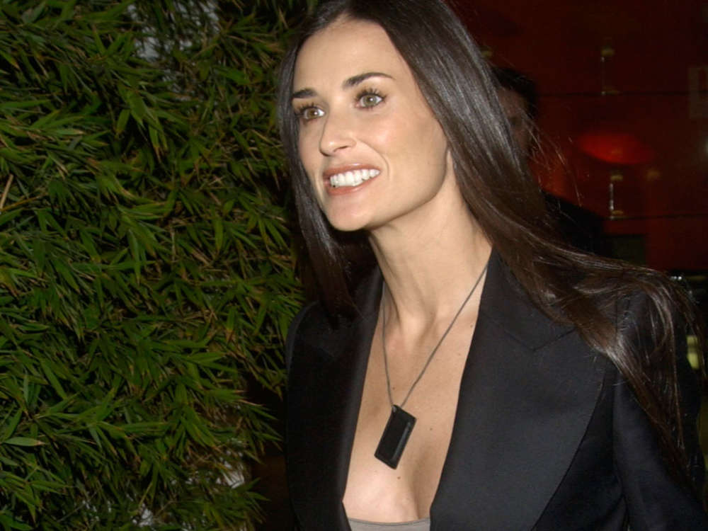 Demi Moore Opens Up About The Time She Witnessed Her ...