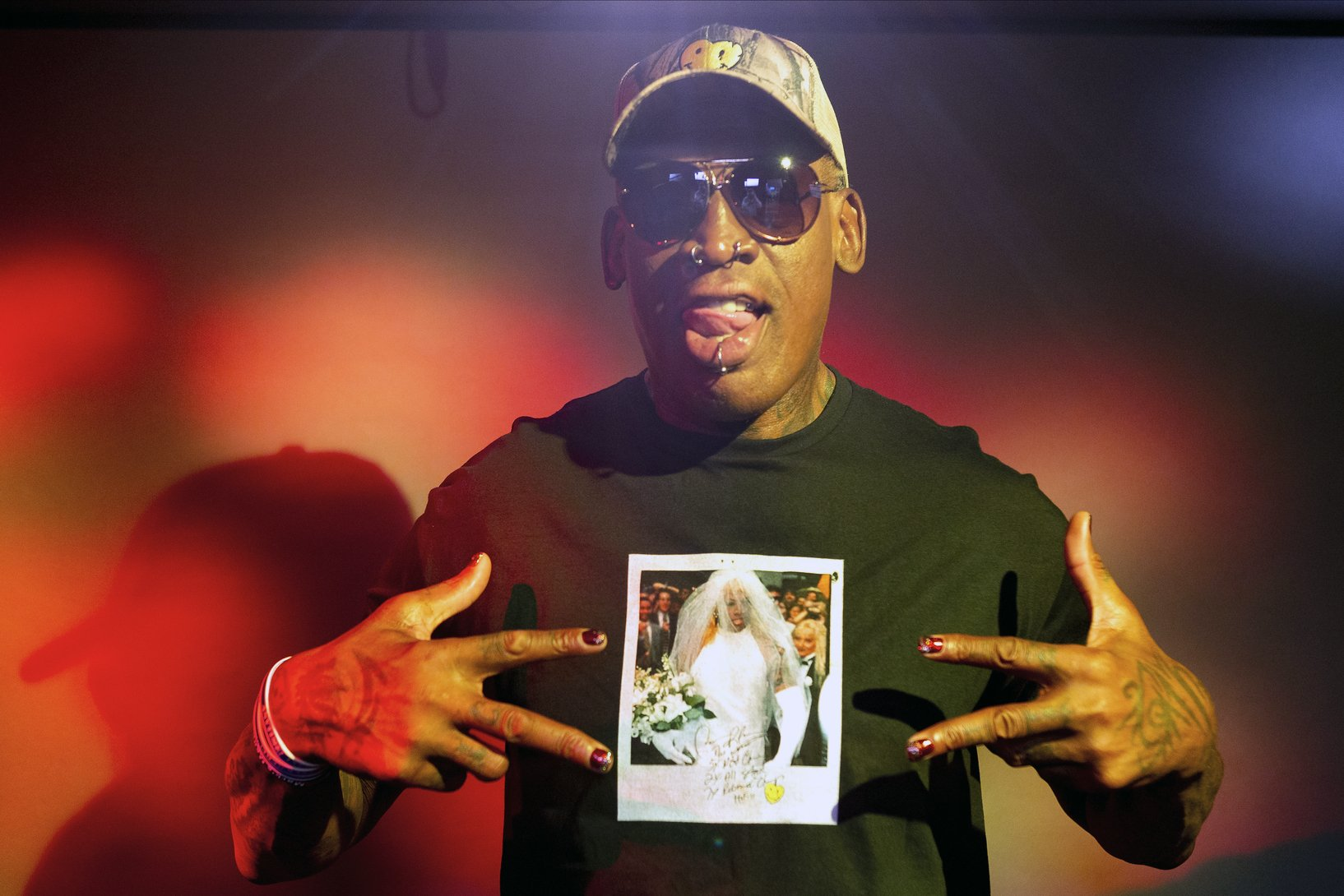 Dennis Rodman Claims Madonna Offered Him $20 Million to Father Her Child