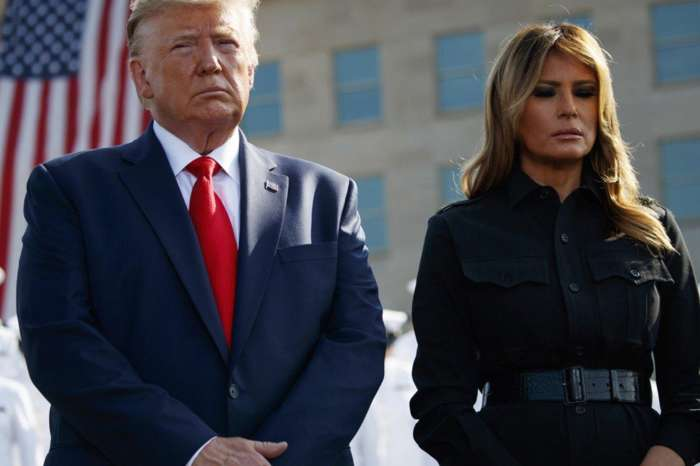 Melania Trump's Latest Fashion Choice Is Seen As A Faux Pas After These Photos Surface - Donald Trump's Fans Defend Her