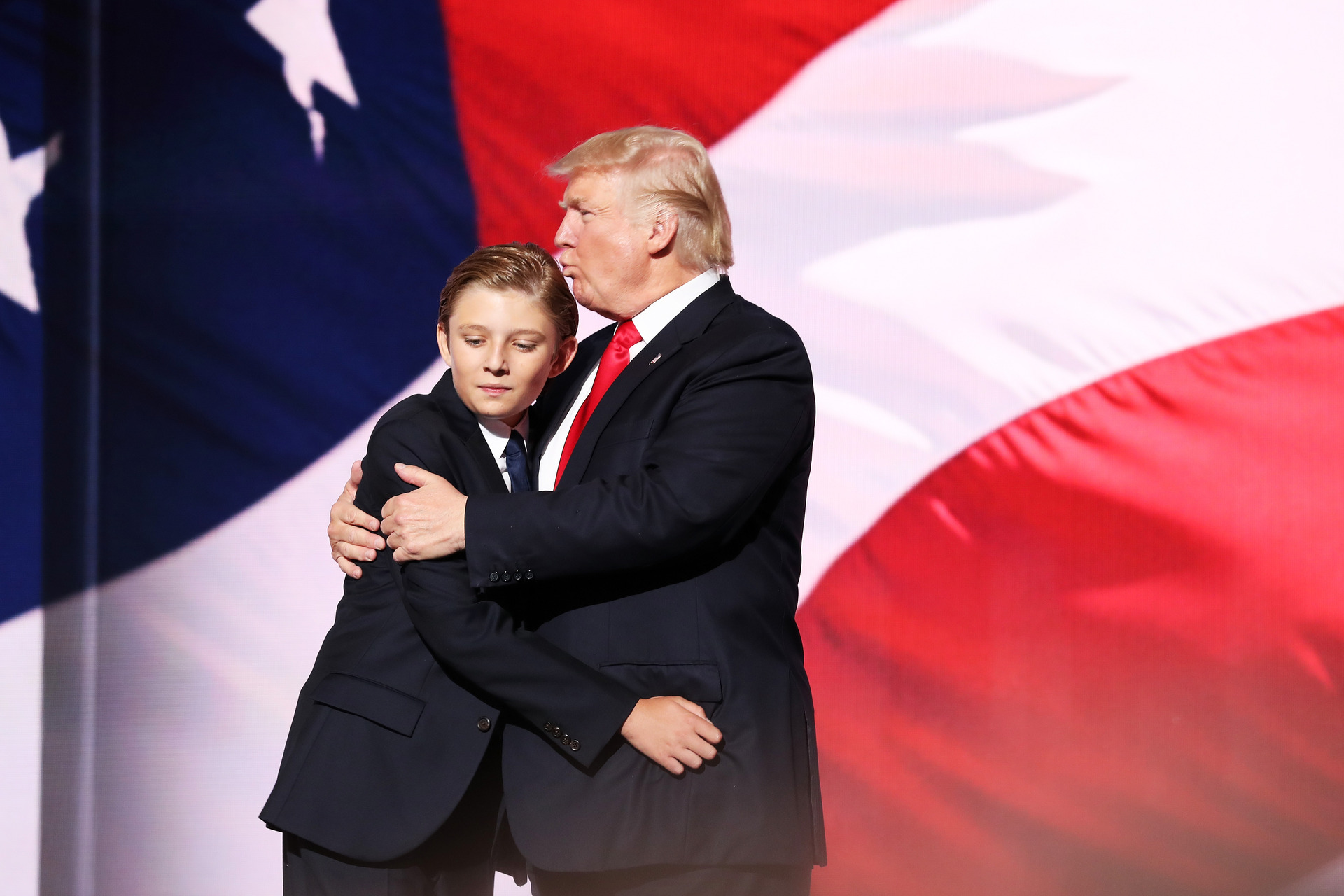 """""""donald-trump-trolled-online-after-seemingly-forgetting-barron-13-is-his-son-in-viral-video"""""""