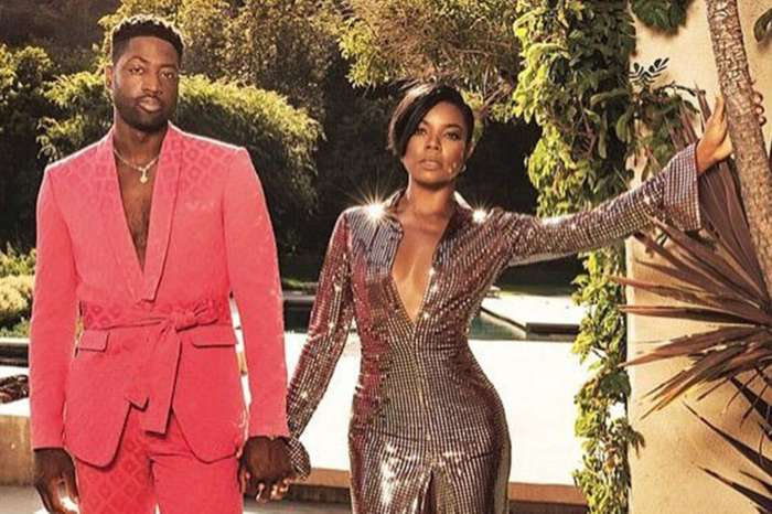 Gabrielle Union Shows Off Revealing Crochet Bathing Suit And Takes A Shower Outside In New Photos Ahead Of Her 47th Birthday -- Dwyane Wade's Wife Is Still Turning The Heat On As Fall Sets In