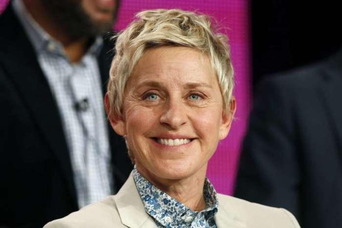 Ellen DeGeneres Apparently Dated One Of Brad Pitt's Ex-Girlfriends