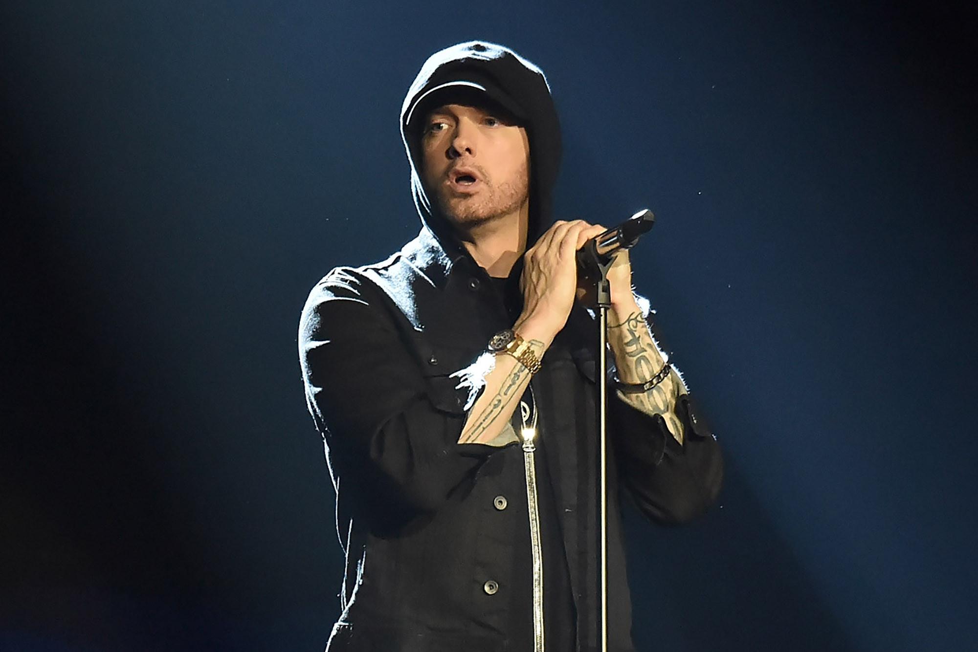 Eminem Machine Gun Kelly Rap Devil