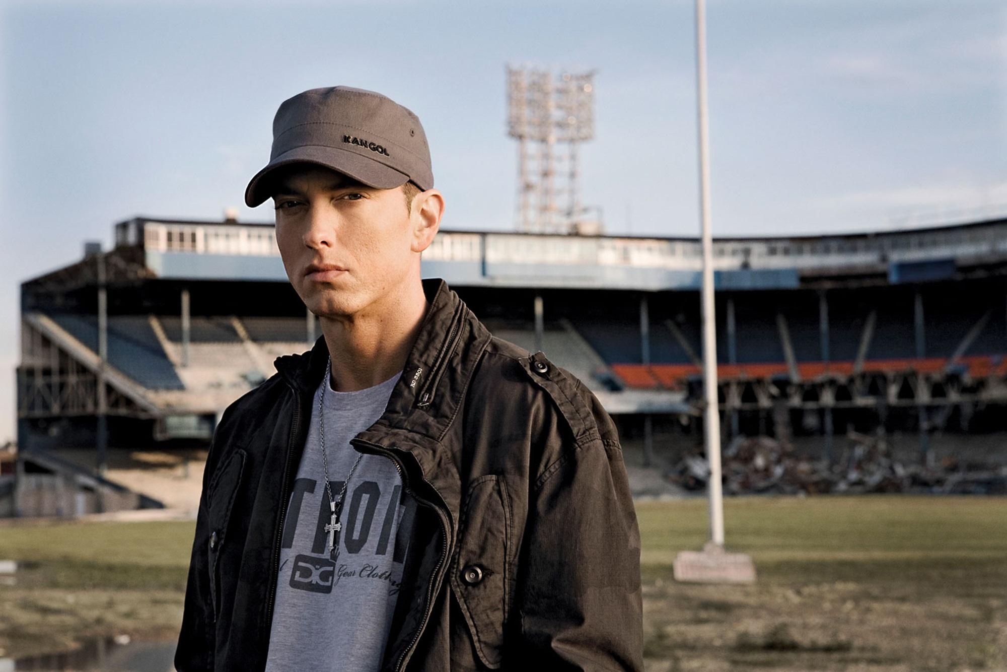 Eminem New Beat Secret Project
