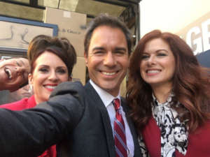 Eric McCormack Dishes Debra Messing And Megan Mullally Feud Rumors – Are The Will & Grace Ladies At War?