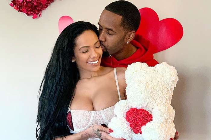 Erica Mena And Safaree Confirm That The Love And Hip-Hop Star Is Expecting