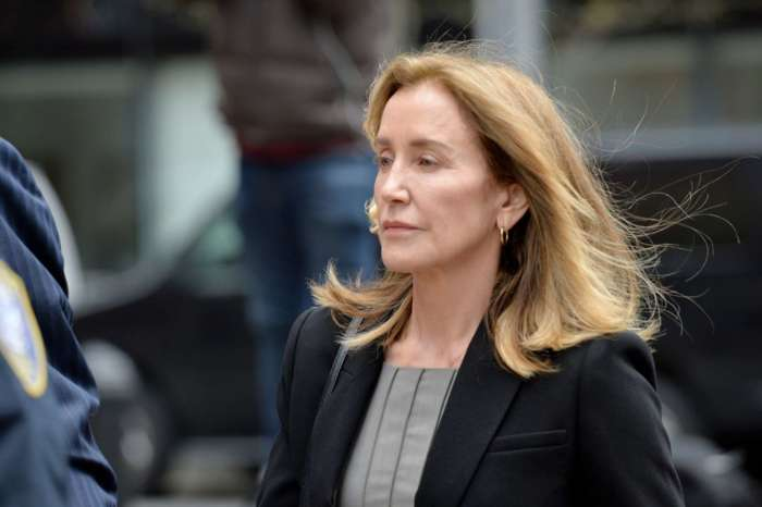 Felicity Huffman Receives A Recommendation Of 1 Month In Jail For College Admissions Scandal Involvement