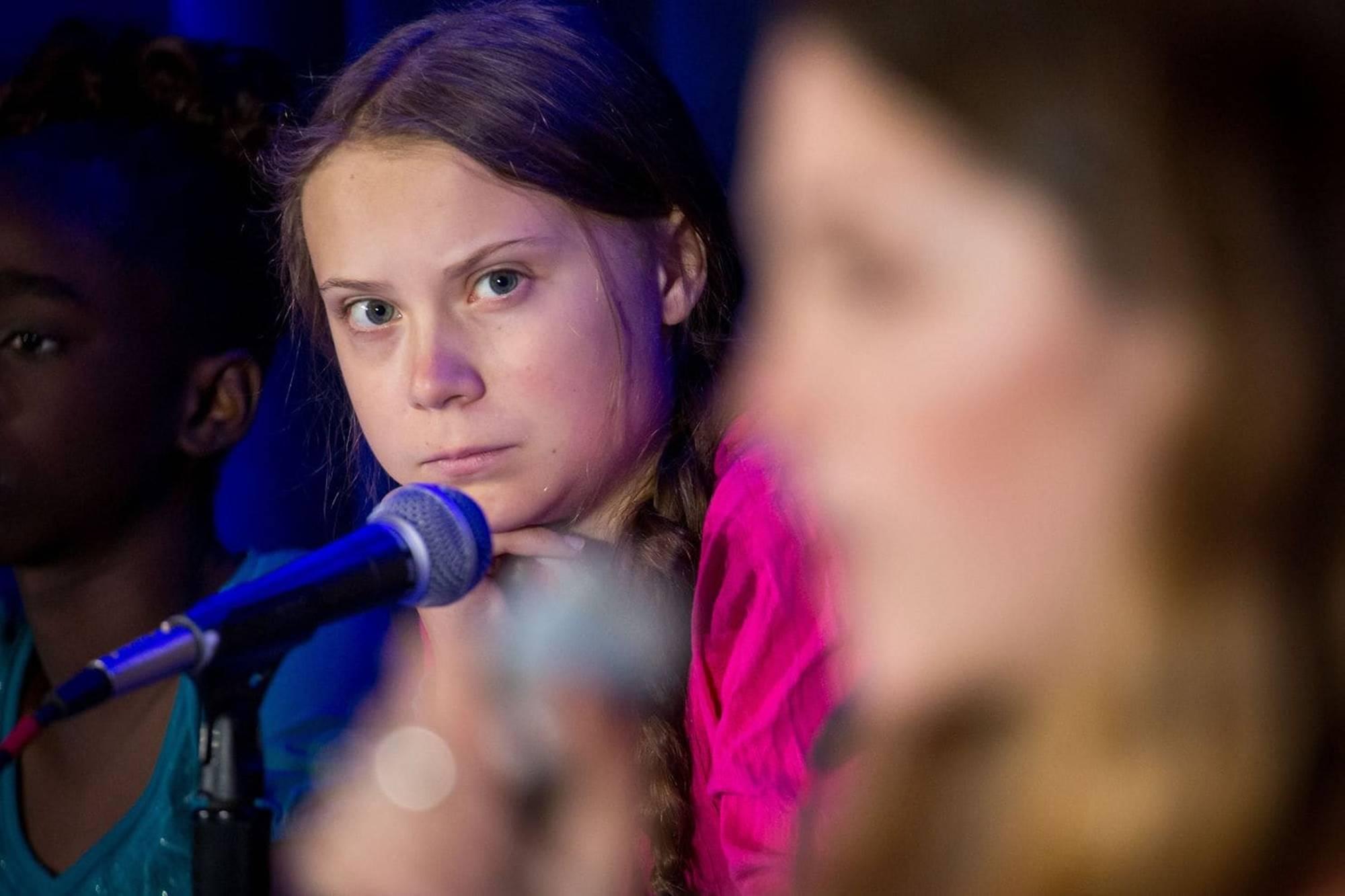 Greta Thunberg Donald Trump Fox News