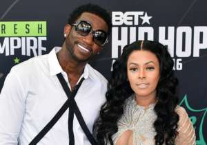 Gucci Mane's Feet Stole The Spotlight In Beach Photos With Wife Keyshia Ka'oir