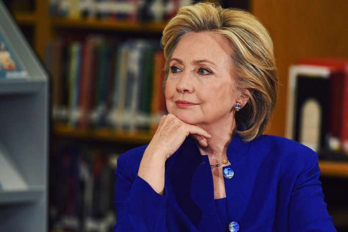 Hillary Clinton Removes The Gloves And Goes After President Donald Trump With A Barrage Of Jabs -- Will She Run Again?