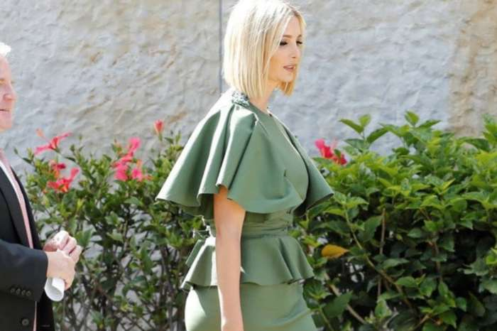 Little Shop Of Horrors! Ivanka Trump's Green Dress Gets The Meme Treatment
