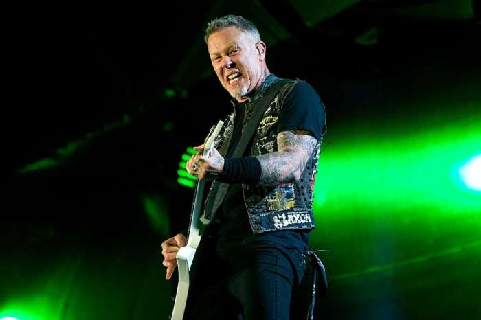 James Hetfield From Metallica Cancels Australian And New Zealand Tour For Rehab