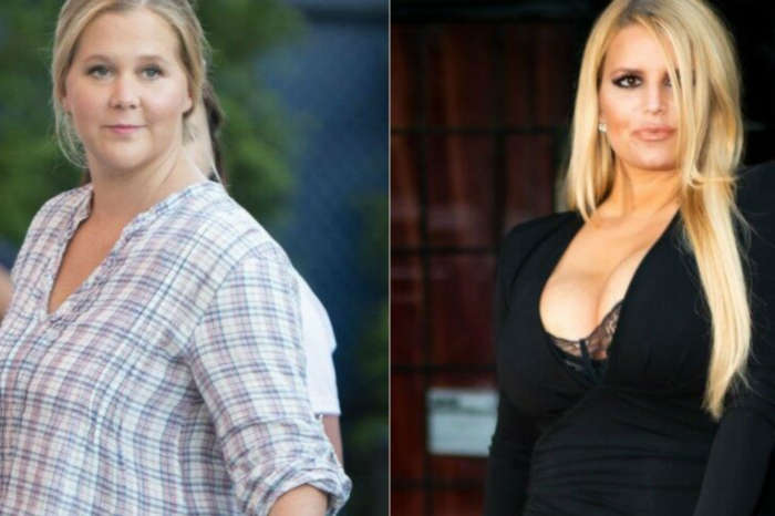 Amy Schumer Reacts To Jessica Simpson Baby Weight Loss Post With Hilarious Joke That Has Fans Applauding The Comedian