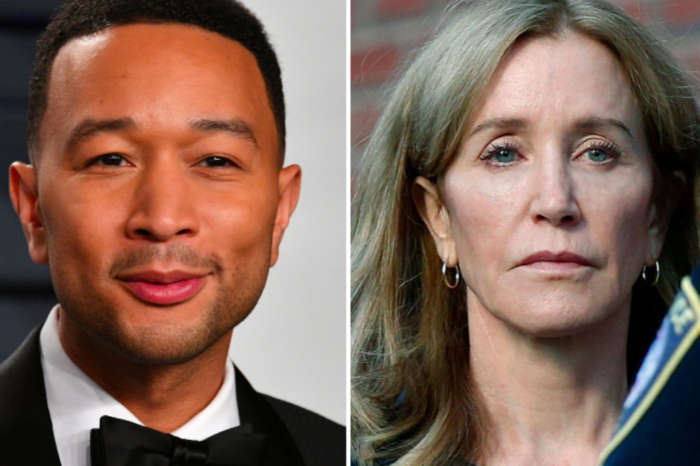John Legend Shares Thoughts On Felicity Huffman's 14 Day Prison Sentence