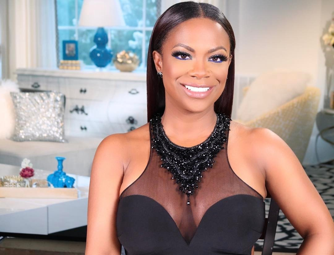 Kandi Burruss Reveals Who Managed To Steal Her Heart Recently