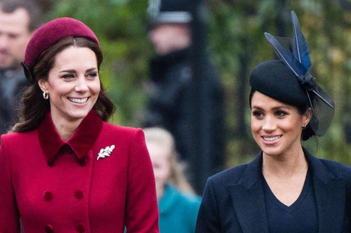 Meghan Markle And Kate Middleton 'On Good Terms' Despite Rumors Saying Otherwise