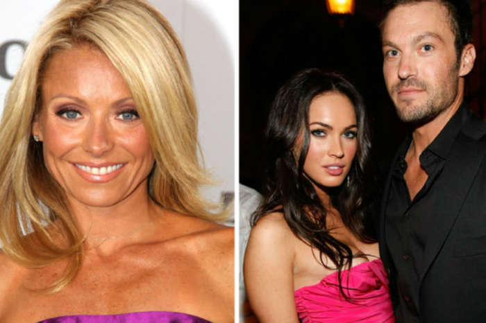 Kelly Ripa Advised Brian Austin Green Not To Date Teenage Megan Fox When Couple Met On Hope & Faith