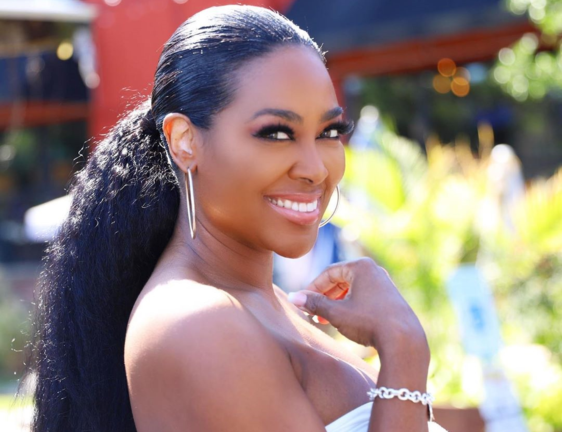 Kenya Moore Says Her And MarcDaly's Baby, Brooklyn Daly Will Be A Musician - See The Video
