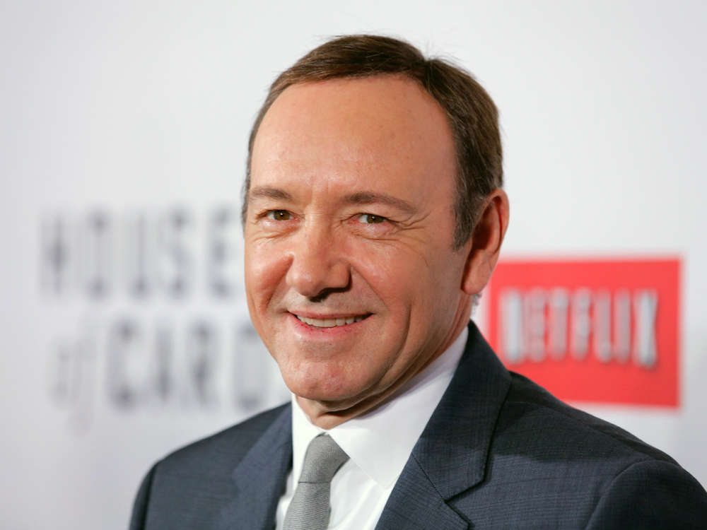 Former Congressman on Kevin Spacey Accuser's Death: 'Frank Underwood Returns'