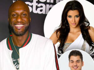 Lamar Odom Doesn't Need DWTS Tips From Rob Or Kim Kardashian – Here's Why