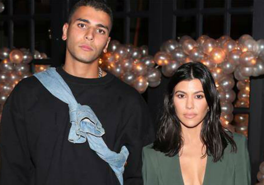 Kourtney Kardashian and Younes Bendjima Back Together_ KUWK Star Caught Holding Hands With Her Ex