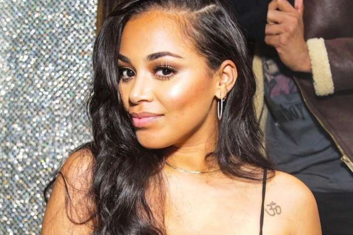 Lauren London Debuts Stunning Short Hair Style In New Photos, Nipsey Hussle's Fans Tell Her To Keep Holding Her Head And Crown High