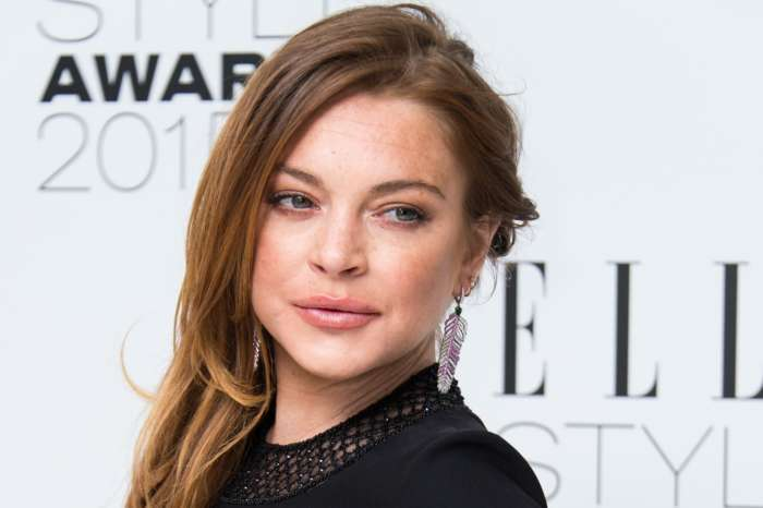 Lindsay Lohan's Latest Video Has Some Saying Jesus, Devil, And Alprazolam Amid Rumors Involving Saudi Arabia Crown Prince Mohammad Bin Salman