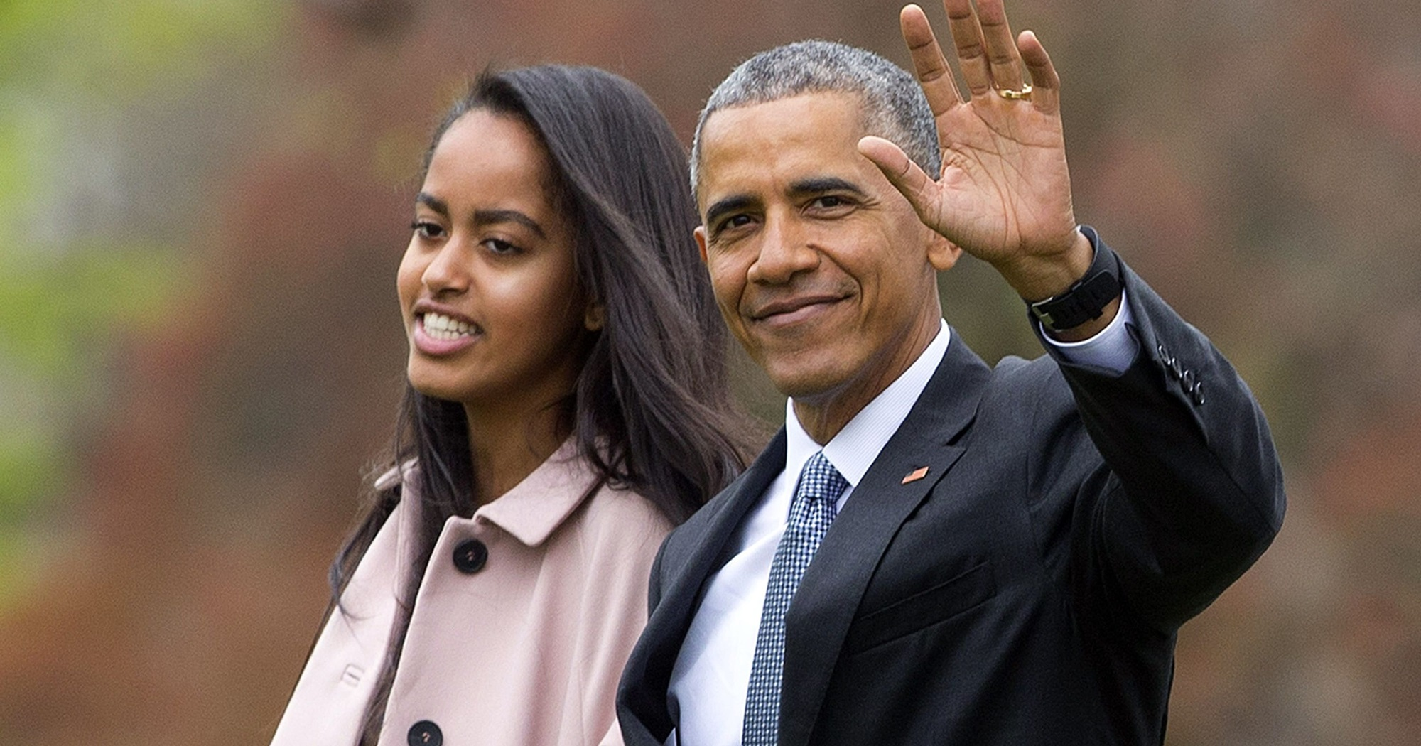 Malia Obama Barack Rory Faquharson Dating