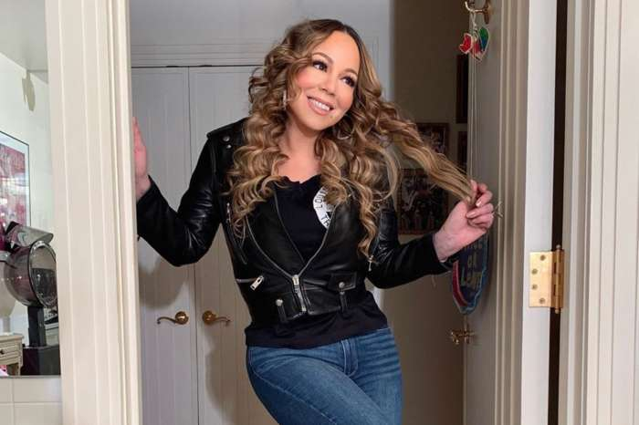 Mariah Carey's Stunning Bathing Suit Photo Breaks The Internet; Fans Think They Know Why She Looks Ageless