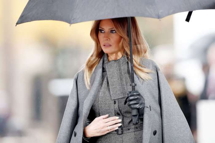 Melania Trump Is Called The Most Elegant FLOTUS For Her Fashion Game While Representing The U.S. Abroad After These Pictures Surface, Critics Of The Donald Disagree