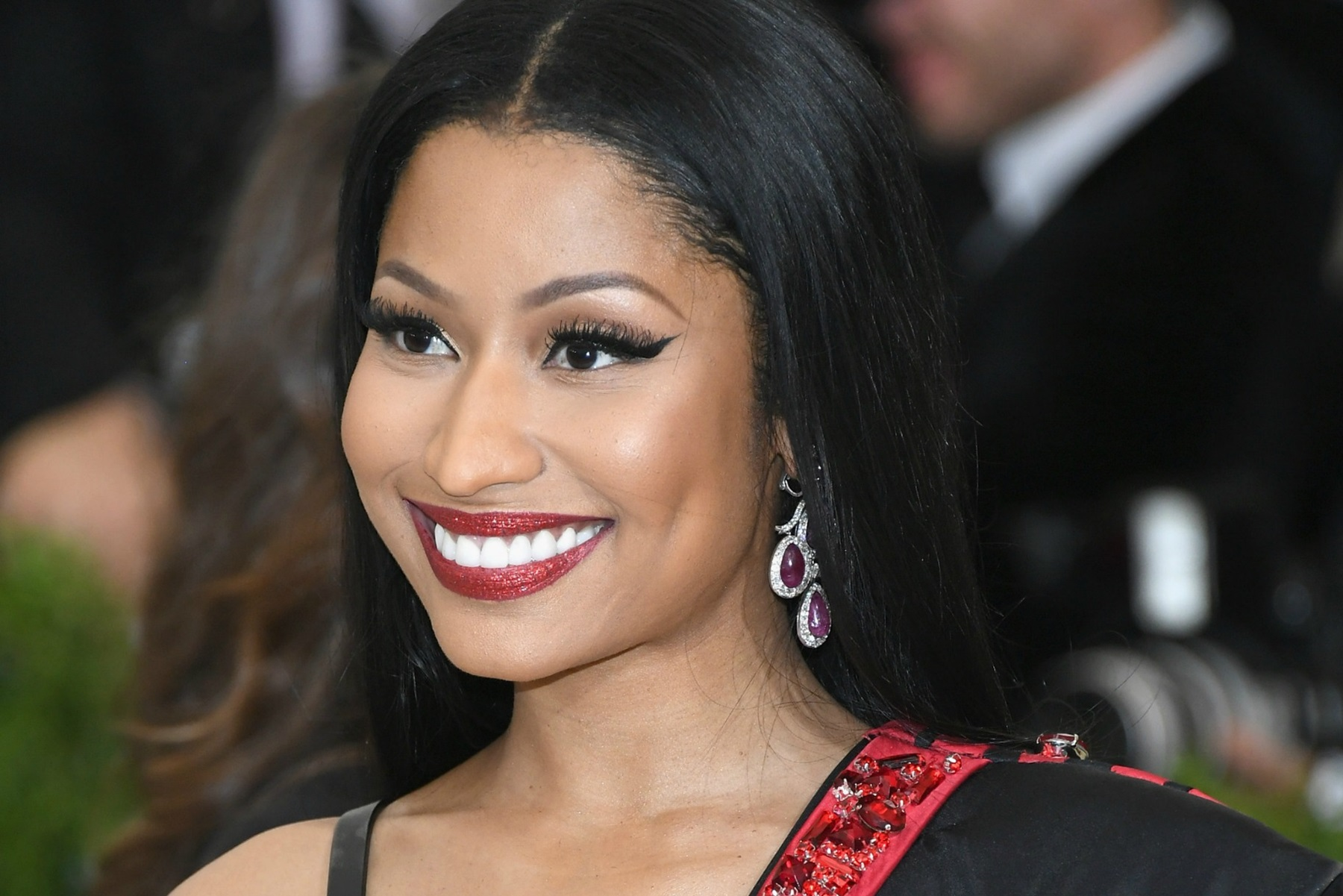 """""""nicki-minaj-seems-to-hint-at-her-post-retirement-job-with-her-latest-photos"""""""