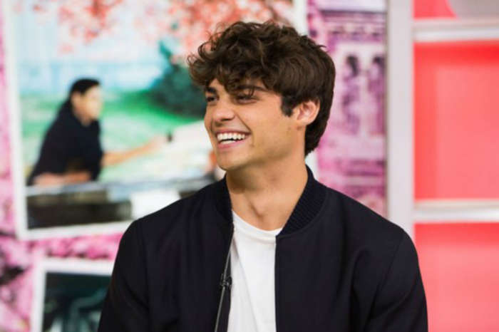 Noah Centineo Has A Blonde Beard And Fans Freaking Out Over It