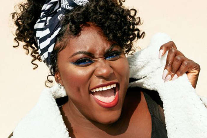 OITNB Star Danielle Brooks Introduces Her New Netflix Family YouTube Series A Little Bit Pregnant