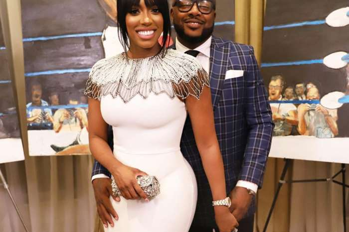 Porsha Williams Addresses Recent Pregnancy Rumors With This Stunning Photo
