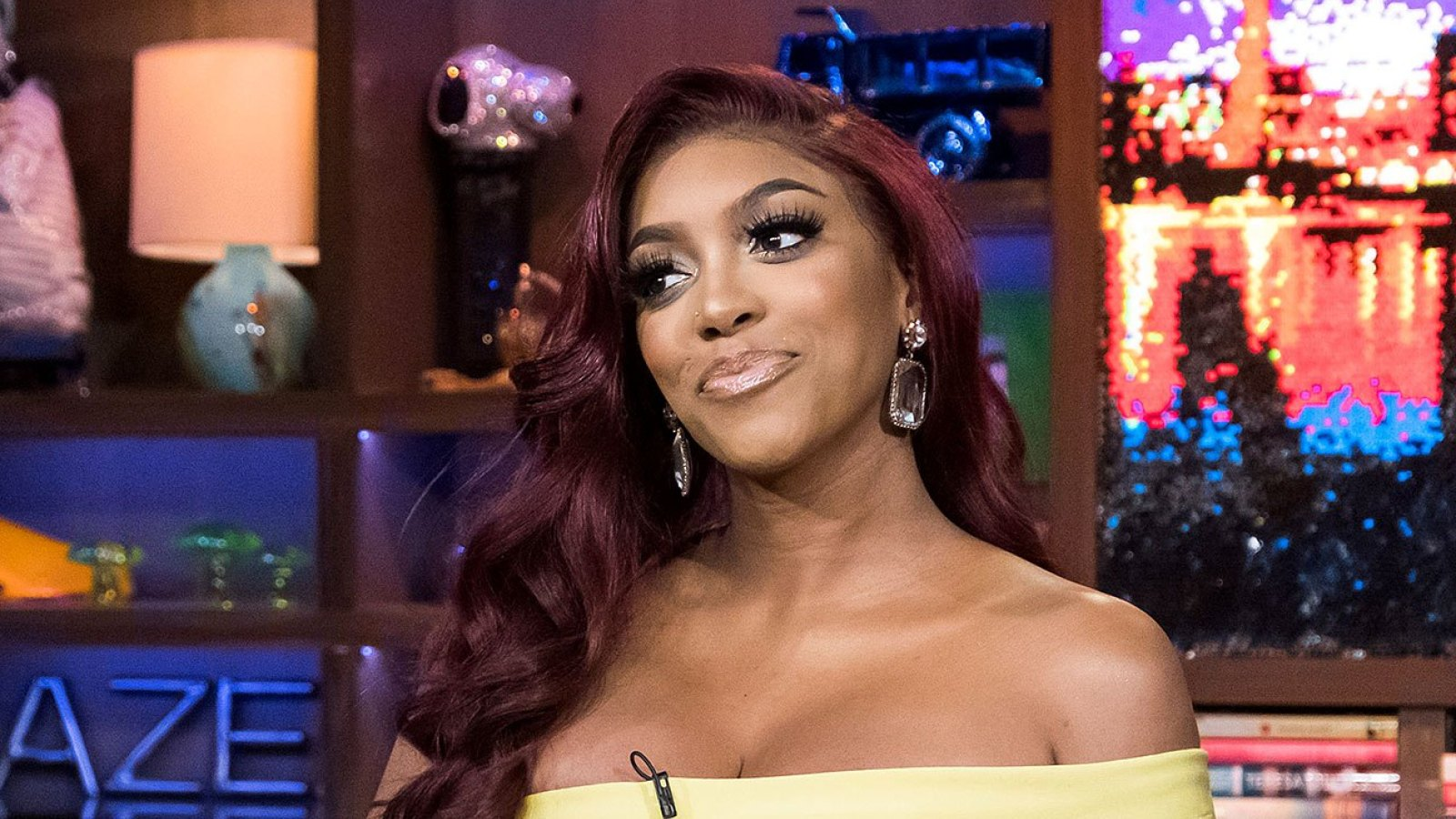 Porsha Williams' Latest Photo With Pilar Jhena Has Fans Saying That She's The Spitting Image Of Her Dad, Dennis McKinley
