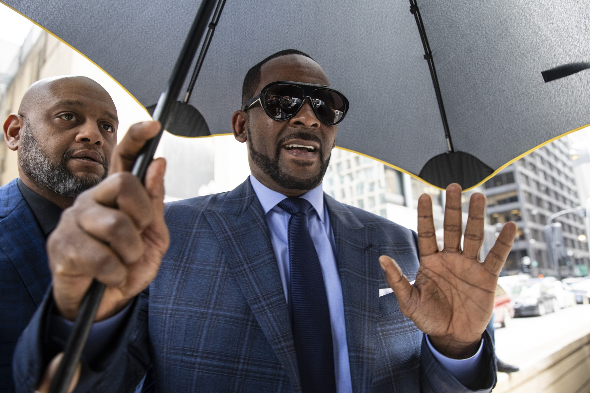 R. Kelly Misses Court Date While In Jail