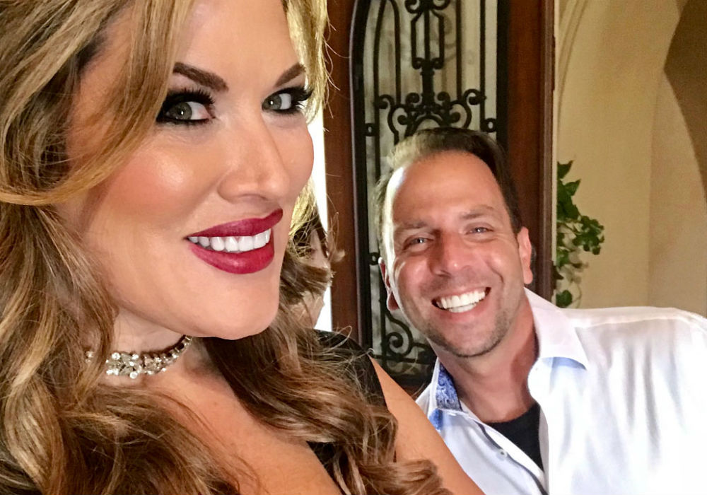 'RHOC' Star Emily Simpson's Husband Failed The Bar Exam After He Ditched His Family To Study