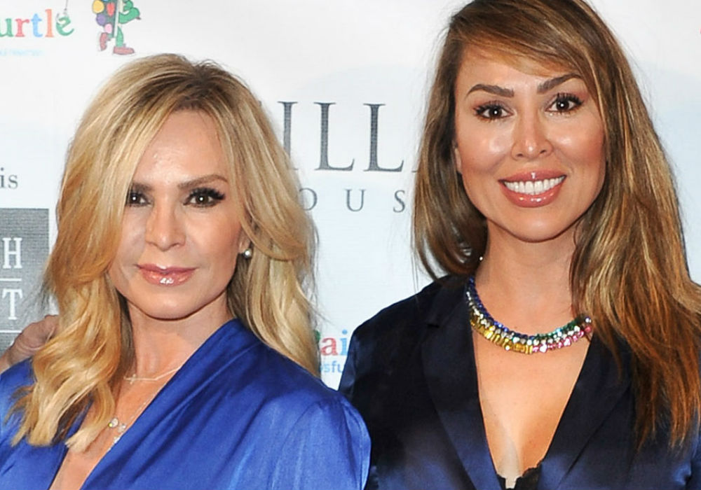 RHOC Tamra Judge Will Never Be Friends With Kelly Dodd Again As Dodd Brings Judge's Son Into Their Feud