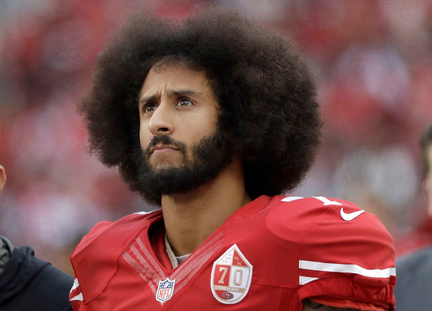 Colin Kaepernick Nike Commercial Wins Creative Arts Emmy
