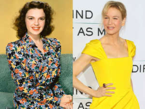 Renée Zellweger Dishes Playing Judy Garland And Oscar Buzz