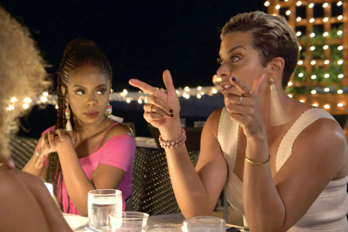 RHOP's Robyn Dixon Exposes Katie Rost For Drinking While Pregnant -- Could Have Led To Her Miscarriage