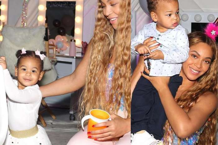 Beyonce's Twins, Sire And Rumi Carter, Stole The Show In New Photos Taken At Blue Ivy' Birthday Party