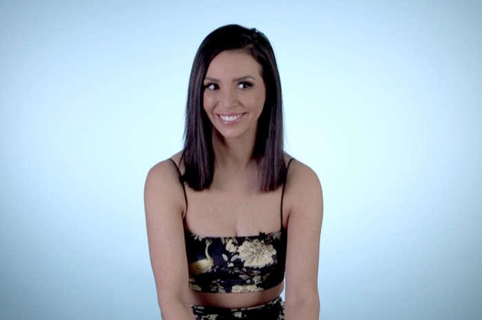 Vanderpump Rules Star Scheana Marie Looks Just Like Kim Kardashian As She Models For Her New Athleisure Line