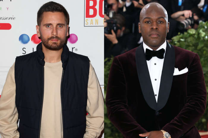 Social Media Is Split On Choosing Sides After Corey Gambles Tells Scott Disick He Would Whip His Daughter