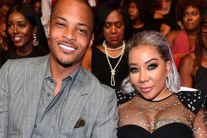 Tiny Harris Stans Hard For Husband T.I. After He Posts New Thirst Trap Photos